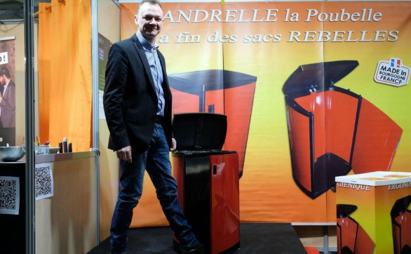 Presentation of Andrelle at Foire de Paris
